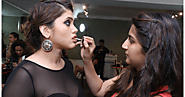 Top makeup training institute in Mumbai