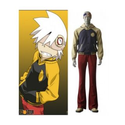 Soul Eater High Quality Cosplay Costume -- CosplayDeal.com