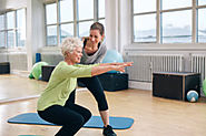 Physical Therapy Exercises for Seniors after Hip Replacement - Crown and Rehab Wellness - Physical Therapy - Brooklyn...