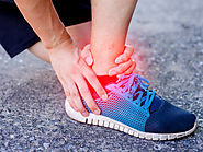5 Tips: Relieving Ankle Pain