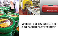 When to Establish a Co-Packer Partnership?