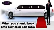 When should you use a Luxury Transportation Service in San Jose?