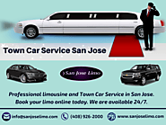 Best Town Car Service in San Jose