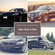 Make a reservation for San Jose Limo Service