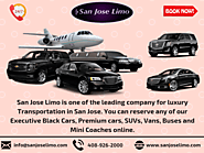 Luxury Transportation Service San Jose