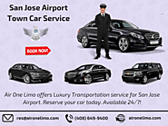 San Jose Airport Town Car Service - Air One Limo