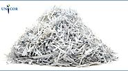 Destroy documents with on site paper shredding services