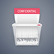 What types of shredding service is beneficial for you?