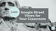 3,000+ Google Street Views for Your Classroom - Class Tech Tips