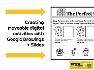 Creating moveable digital activities with Google Drawings + Slides | Ditch That Textbook