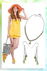 Enhance Your Summer Outfits with Peridot Jewelry