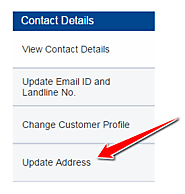 How to Update HDFC Credit Card Address through NetBanking