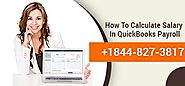 How to Calculate Salary in QuickBooks Payroll? -Paycheck Calculator