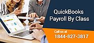 QuickBooks Payroll by Class- Expenses, Department,Location ,Item Tracking