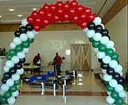 Bring More Happiness To Your Celebration With Beautiful Balloon Decorations!!