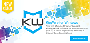 KioWare - Secure Kiosk Browser