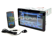 "POWER ACOUSTIK PD-931NB 9.3"" INTEQ LCD TOUCHSCREEN MULTIMEDIA RECEIVER WITH BLUETOOTH(R) & DETACHA"
