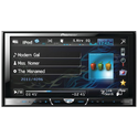 "Pioneer AVH-P4400BH 2-DIN Multimedia DVD Receiver with 7"" Widescreen Touch Panel Display, Built-In Bluetooth, and HD ..."