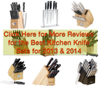 Best Knife Set Reviews 2013 - 2014 - Ultimate Collection