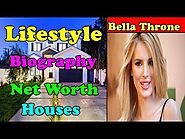 Luxurious Lifestyle And Biography Of Bella Thorne Hollywood Celebrity 2018