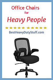 Best 400 lb Office Chairs for Heavy People - Best Heavy Duty Stuff