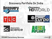 Eleven [11] Discovery network channels from SET TV