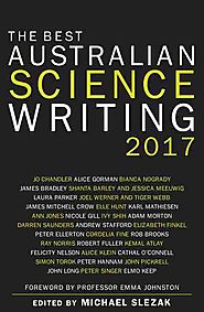 The Best Australian Science Writing 2017 | NewSouth Books