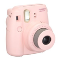 Amazon.com: Fujifilm Instax Mini 8 Instant Film Camera (Pink): Camera & Photo