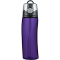 Thermos Nissan Intak Hydration Bottle with Meter, Purple