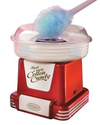 Nostalgia Electrics PCM805RETRORED Retro Series Hard & Sugar-Free Candy Cotton Candy Maker : Amazon.com : Kitchen & D...