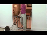 North States Easy Close Pet Gate Installation