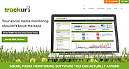Social Media Monitoring Tools & Sentiment Analysis Software | Trackur