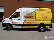 Vehicle Wraps Offer Cost-Effective Advertising