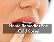 How To Get Rid Of Cold Sores Overnight - Cold Sores Treatment