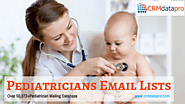 Your Key To Success: Pediatricians Email Database
