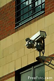 Security Cameras Image from FreeFoto