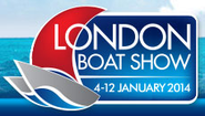 Home Page of the 2014 London Boat Show - 4 - 12 Jan at ExCeL