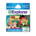 LeapFrog Explorer Learning Game: Jake and The Never Land Pirates Children, Kids, Game