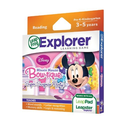 Game/Play LeapFrog Explorer Learning Game: Disney Minnie's Bow-tique Super Surprise Party Kid/Child