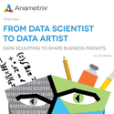 From Data Scientist to Data Artist | White Paper