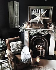 Create Cosy Yet Glamorous Monochrome Interior Themes