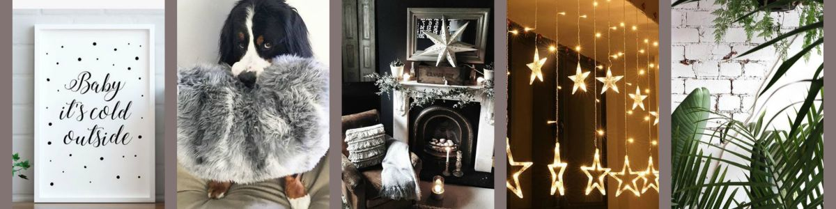 Headline for Five Fabulous Ways To Dress Your Home and Make It a Cosy Paradise This Winter!