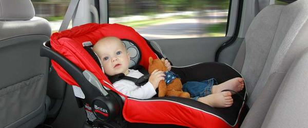 Headline for Best Rated Car Seats 2013-2014