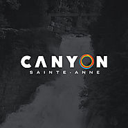 Canyon Sainte-Anne | Trip Quebec Charlevoix waterfall Tyrolean Via Ferrata