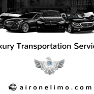 Luxury Transportation Services - Air One Worldwide Transportation