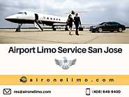 Airport Limo Service in San Jose CA