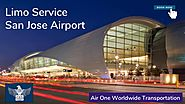 San Jose Airport Limousine Service - Air One Worldwide Transportation