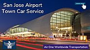 San Jose Airport Town Car Service - Air One
