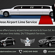 San Jose Airport Limo Service - Air One Worldwide Transportation