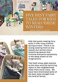 Five Best Fairy Tales for Kids to Read These Winters |authorSTREAM